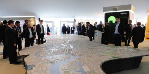 London Stand at MIPIM