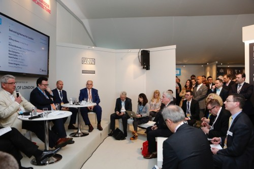 MIPIM London Stand panel session
